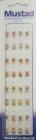 """Приманка """"Коза"""" тип - 2 104 (уп. 32 штуки)"""